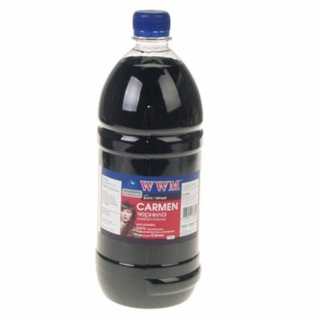 Чернила WWM CANON UNIVERSAL CARMEN black (CU/B-3)