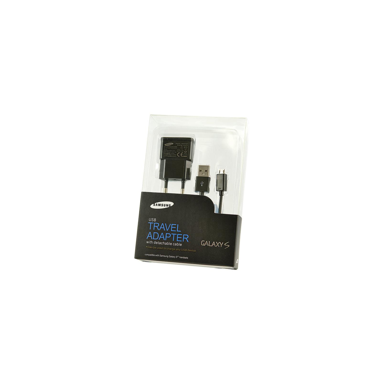 Зарядное устройство Samsung ETAOU80EBE (21349 / ETAOU80) изображение 2