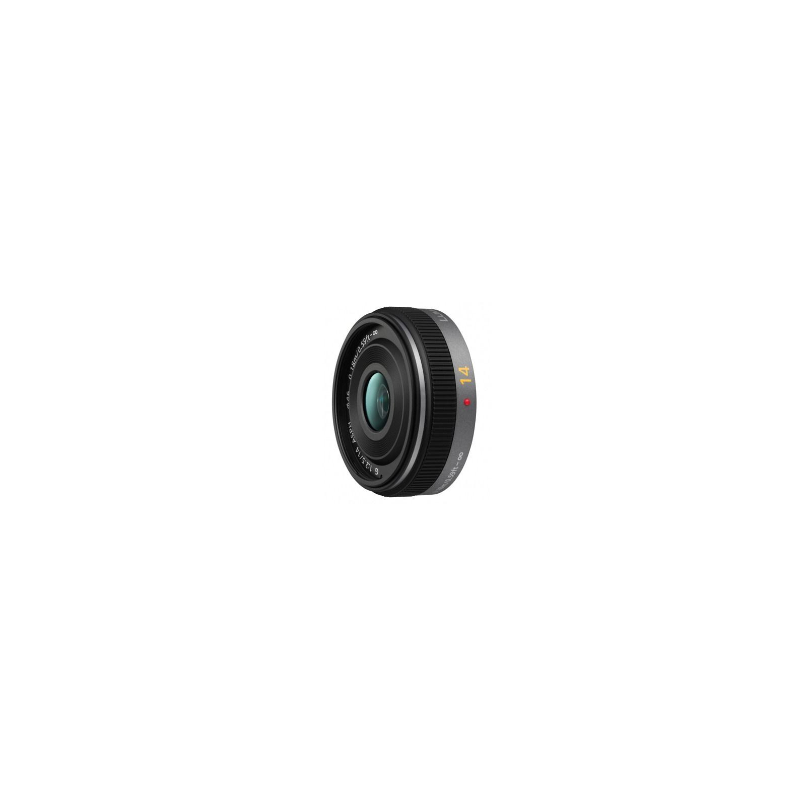 Объектив PANASONIC Lumix G 14mm f/2.5 ASPH (H-H014E)