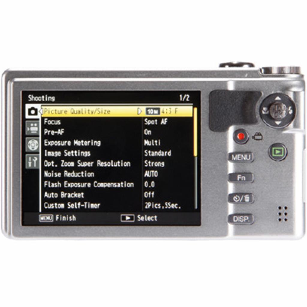 Цифровой фотоаппарат Ricoh CX6 silver (175704) изображение 2