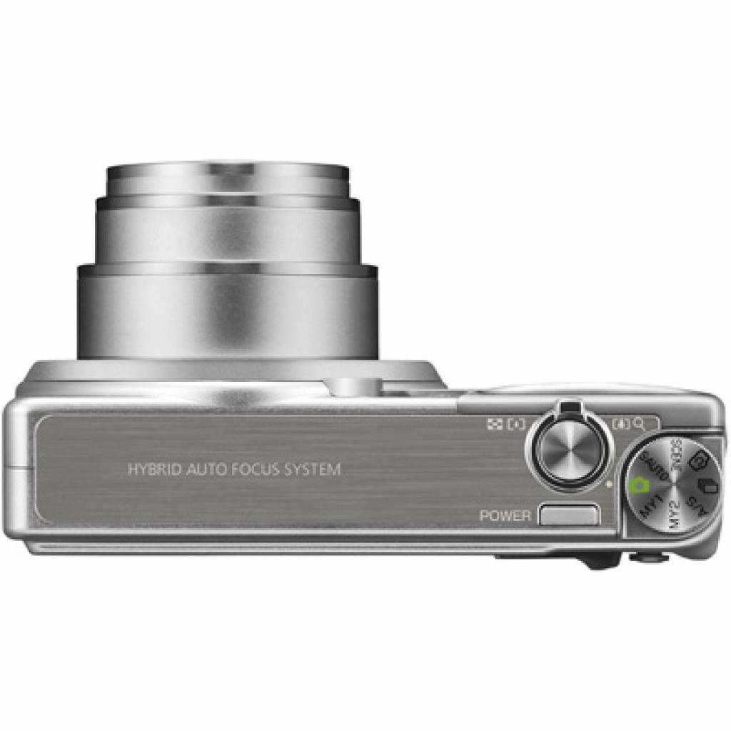 Цифровой фотоаппарат Ricoh CX6 silver (175704) изображение 3