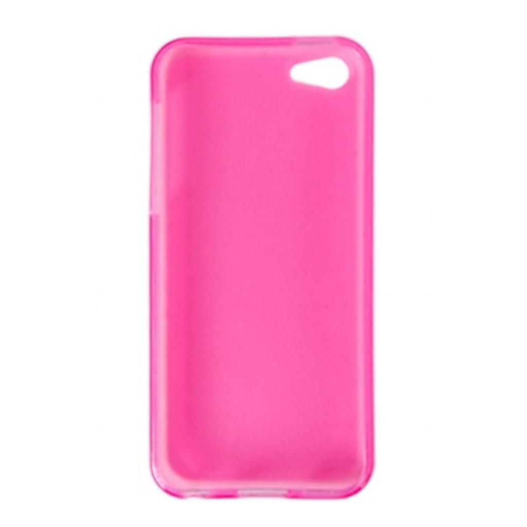 Чехол для моб. телефона Drobak для Apple Iphone 5c /Elastic PU/Pink (210241) изображение 2