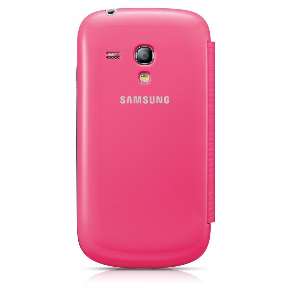 Чехол для моб. телефона Samsung i8190 Galaxy S3 Mini/Pink/Flip Cover (EFC-1M7FPEGSTD) изображение 3