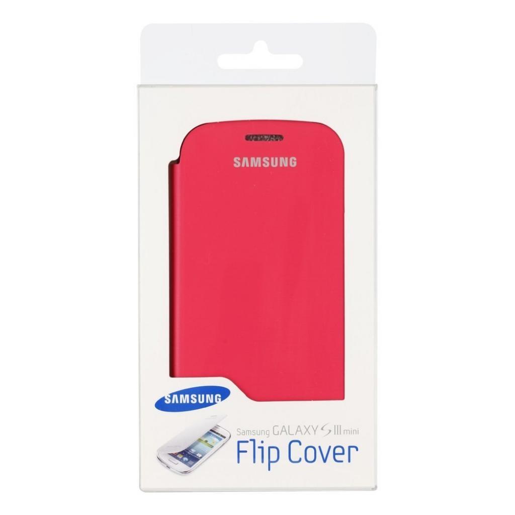 Чехол для моб. телефона Samsung i8190 Galaxy S3 Mini/Pink/Flip Cover (EFC-1M7FPEGSTD) изображение 4