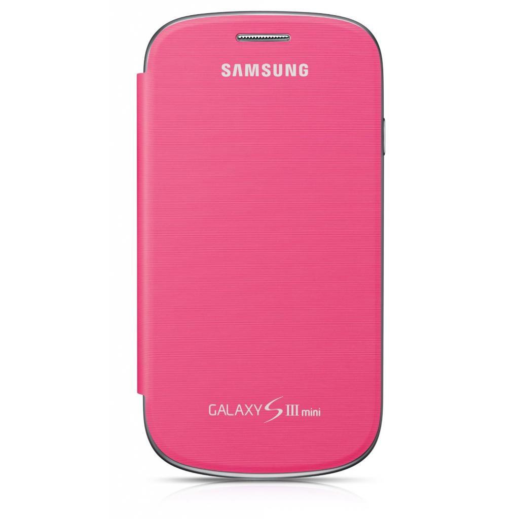 Чехол для моб. телефона Samsung i8190 Galaxy S3 Mini/Pink/Flip Cover (EFC-1M7FPEGSTD)