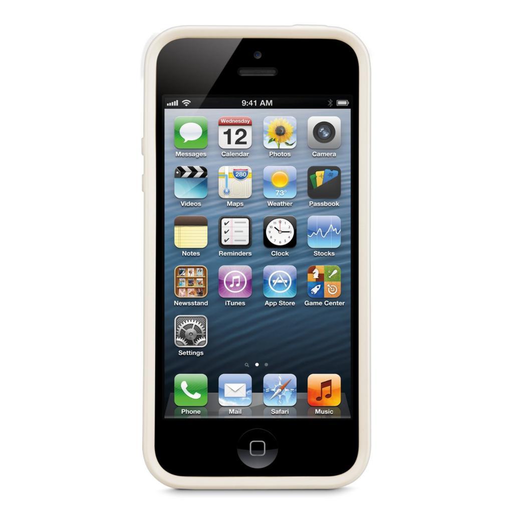 Чехол для моб. телефона Belkin iPhone 5/5s Orla Kiely Optic Stem (F8W340btC00) изображение 3