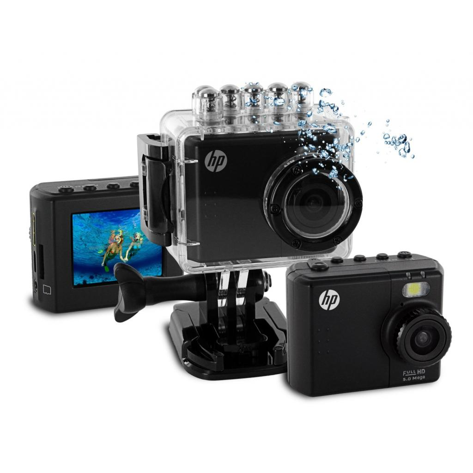 Экшн-камера HP ac150 изображение 4