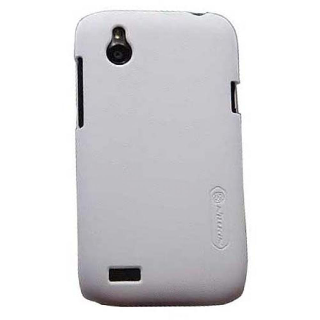 Чехол для моб. телефона NILLKIN для HTC Desire V /Super Frosted Shield/White (6065705)