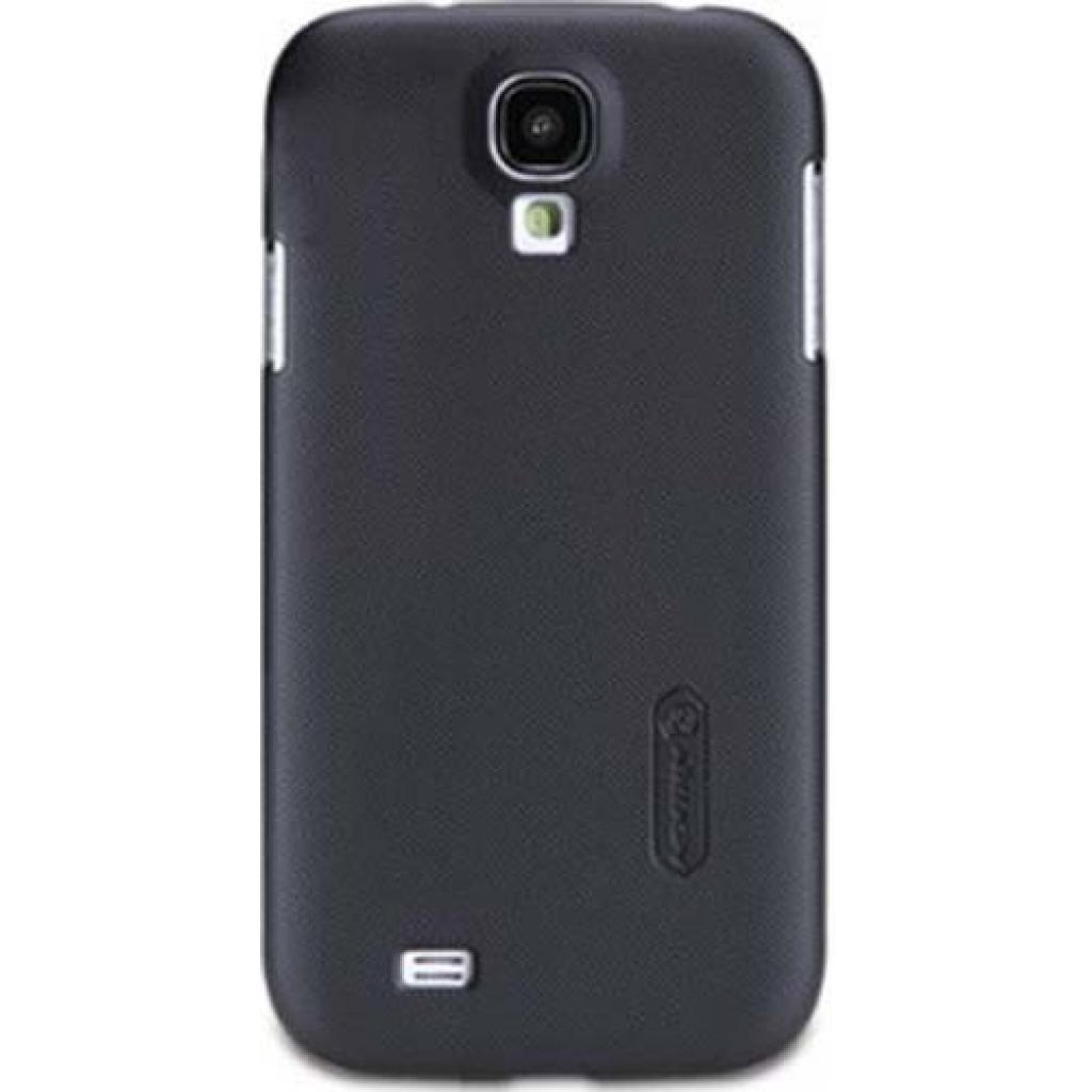 Чехол для моб. телефона NILLKIN для Samsung I9500 /Super Frosted Shield/Black (6065882)