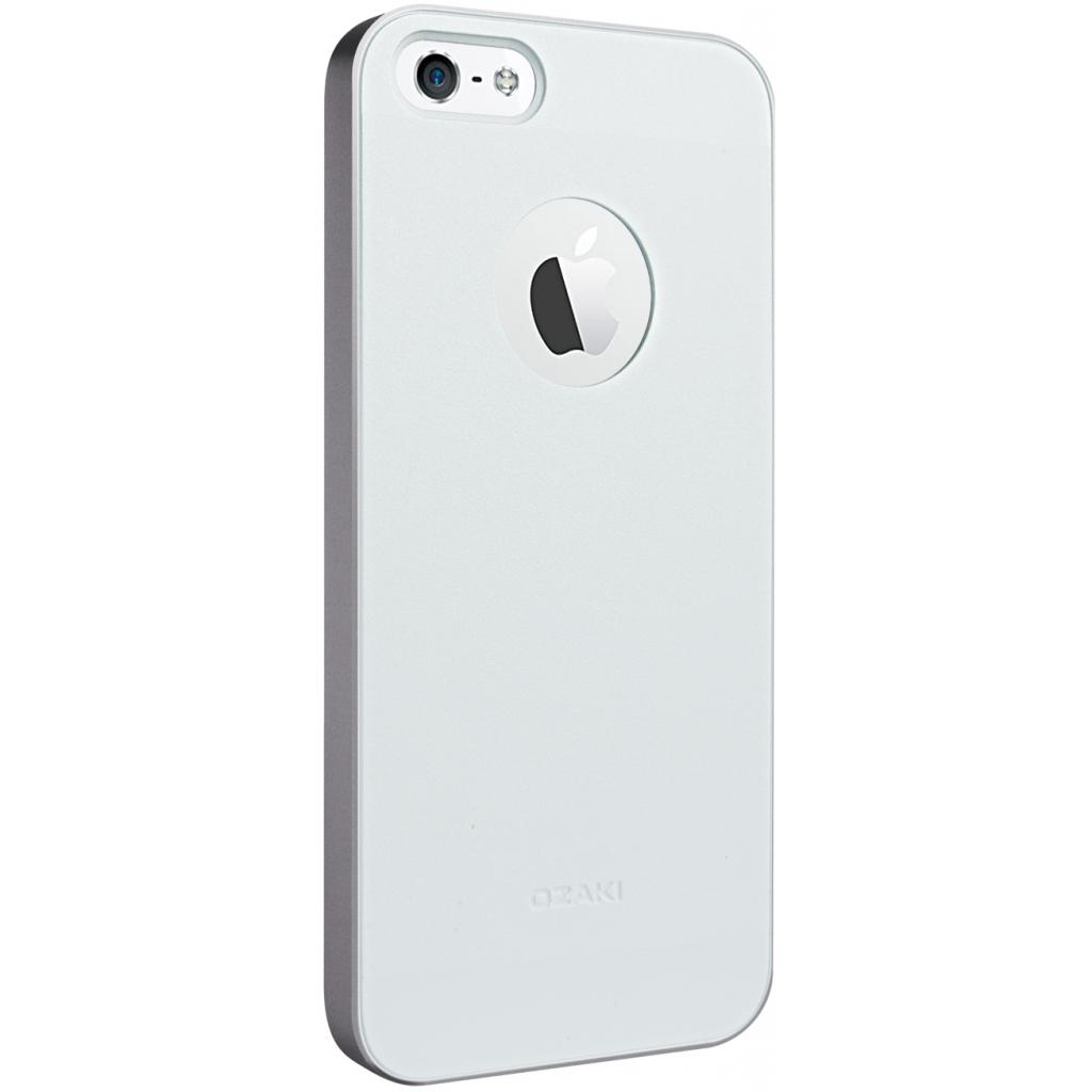 Чехол для моб. телефона OZAKI iPhone 5/5S O!coat Universe White (OC536WH) изображение 2