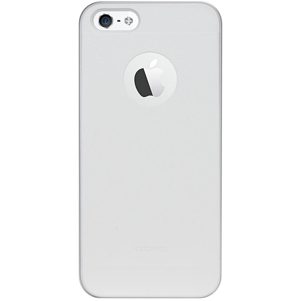 Чехол для моб. телефона OZAKI iPhone 5/5S O!coat Universe White (OC536WH)