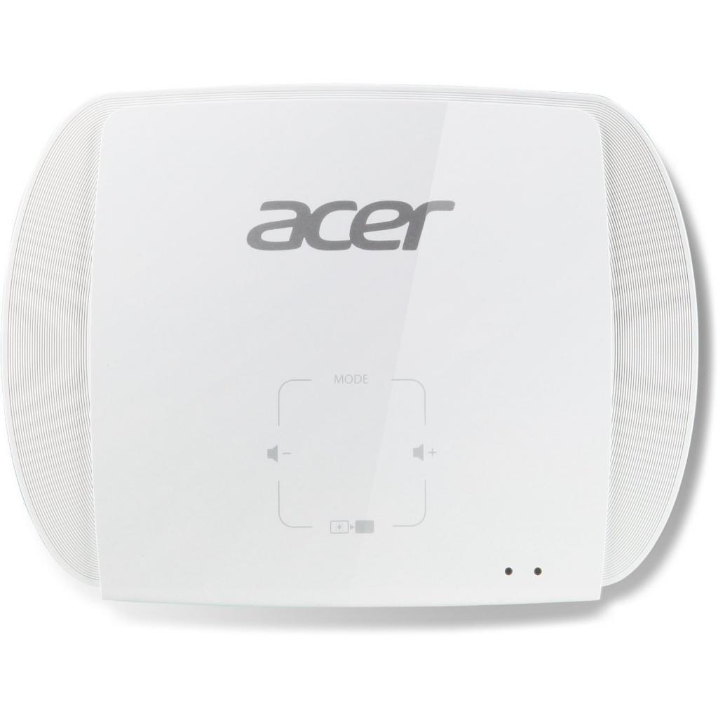 Проектор Acer C205 (MR.JH911.001) изображение 5