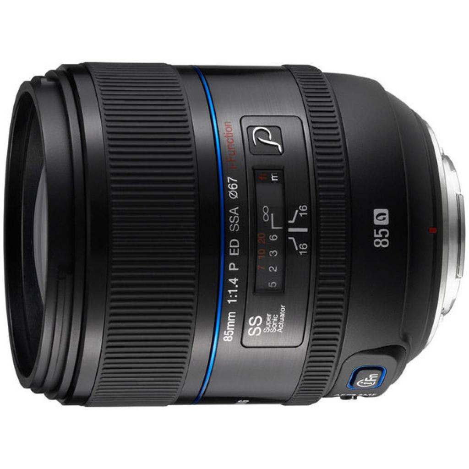 Объектив Samsung EX-T85NB 85mm F1.4 (EX-T85NB)