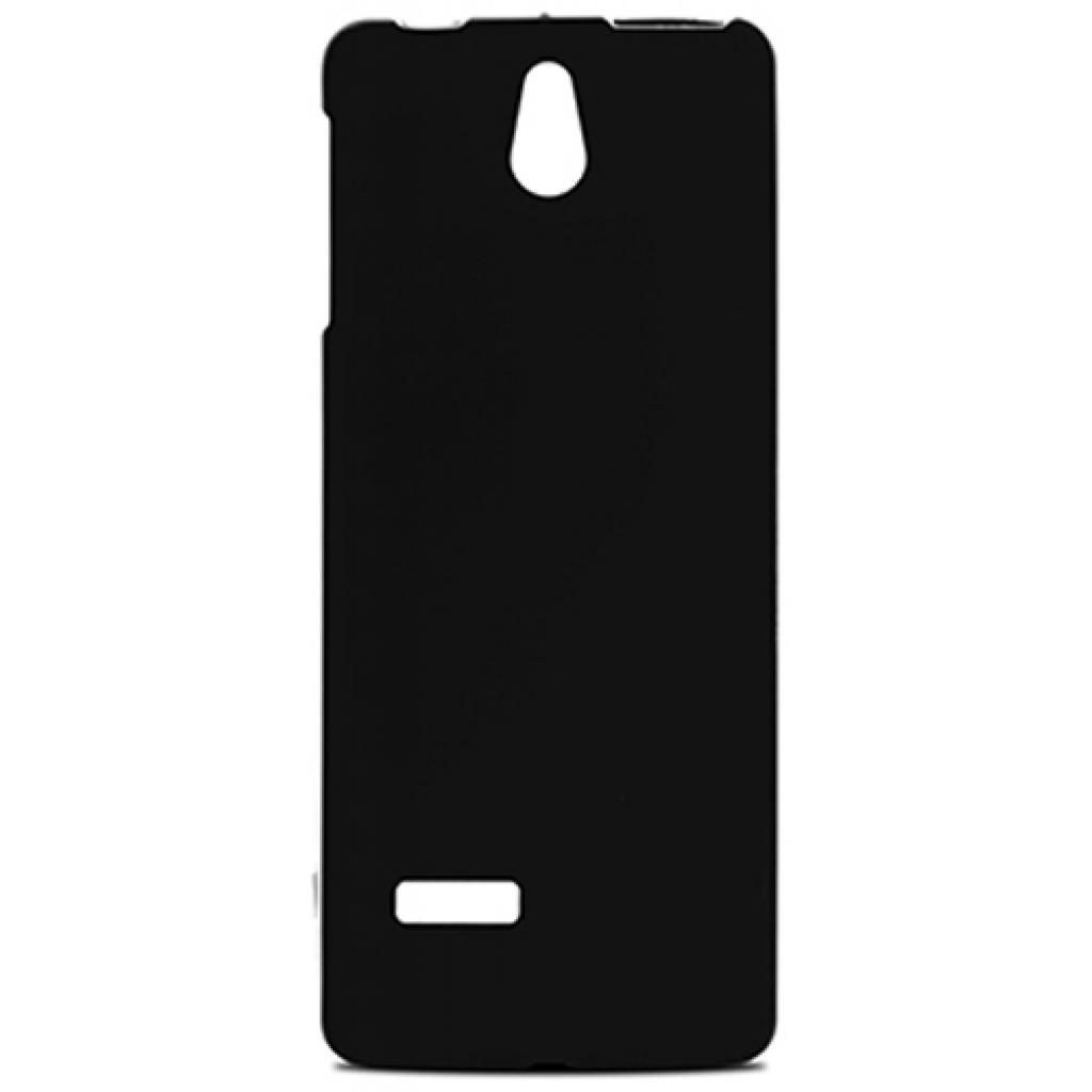 Чехол для моб. телефона для Nokia 515 (Black) Elastic PU Drobak (215111)