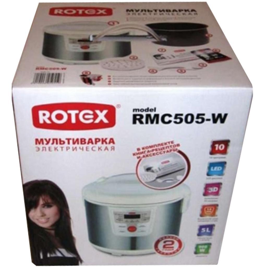 Мультиварка Rotex RMC505-W изображение 2