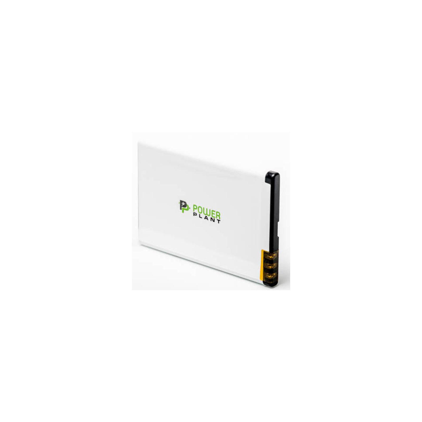 Аккумуляторная батарея PowerPlant Nokia BP-4L, N97 (6760, E52, E55, E71) (DV00DV6025) изображение 2