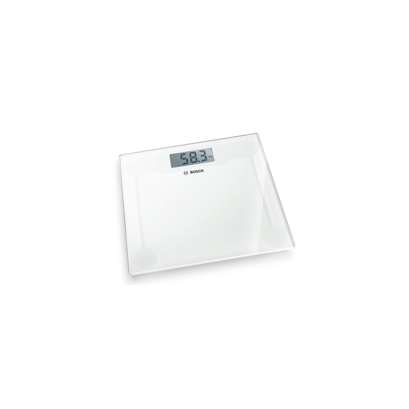 Весы напольные BOSCH PPW3300 изображение 2