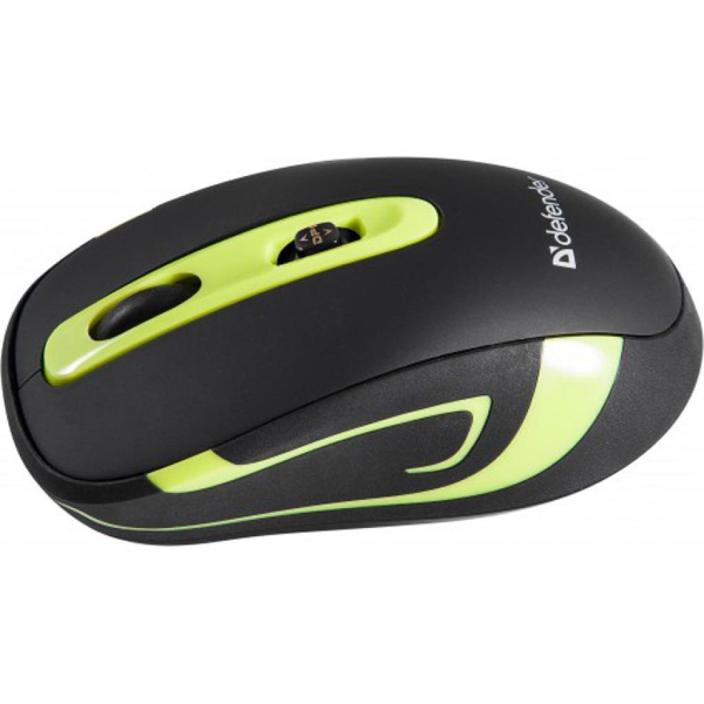 Мышка Defender Magnifico MM-505 Nano (52505)