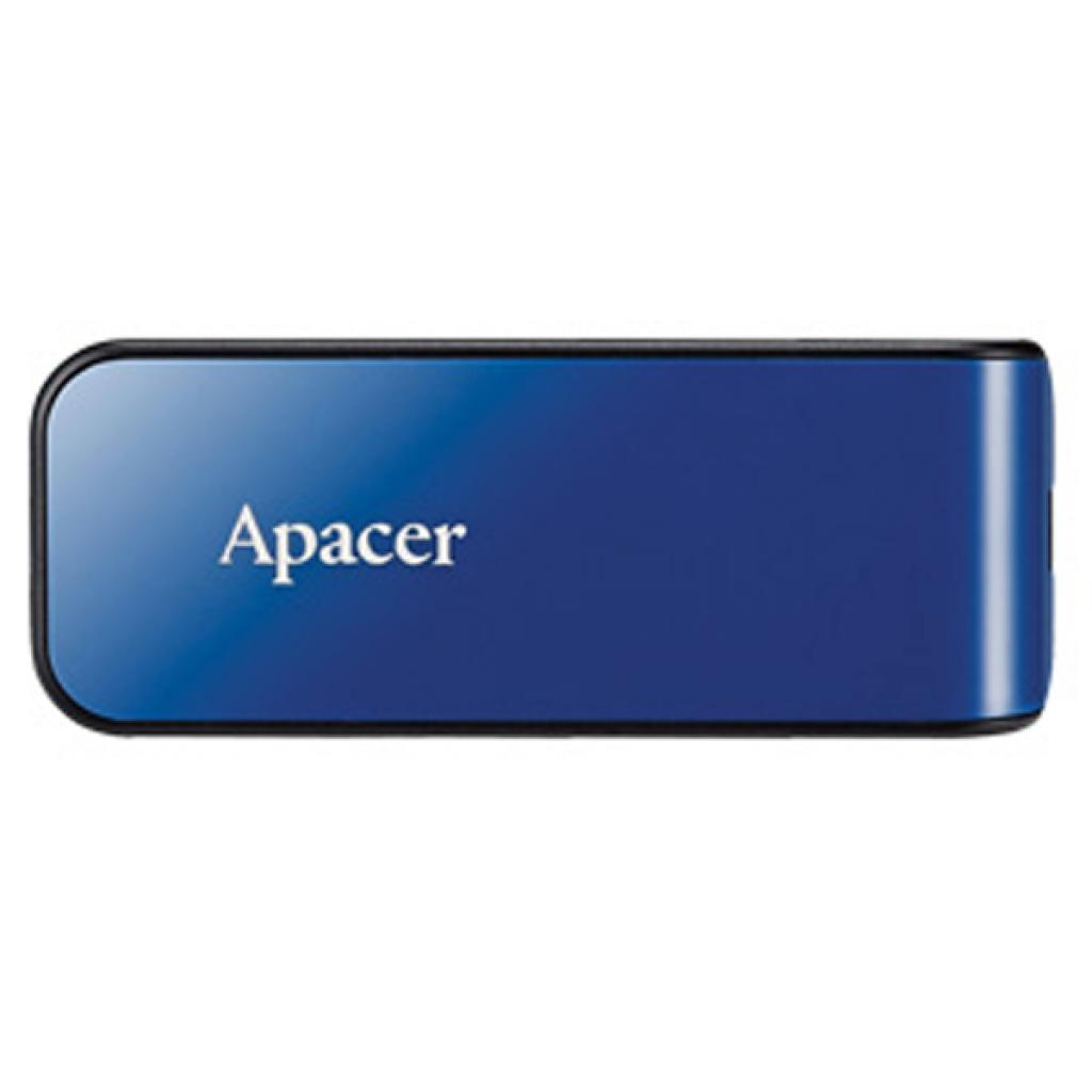 USB флеш накопитель Apacer 64GB AH334 blue USB 2.0 (AP64GAH334U-1)