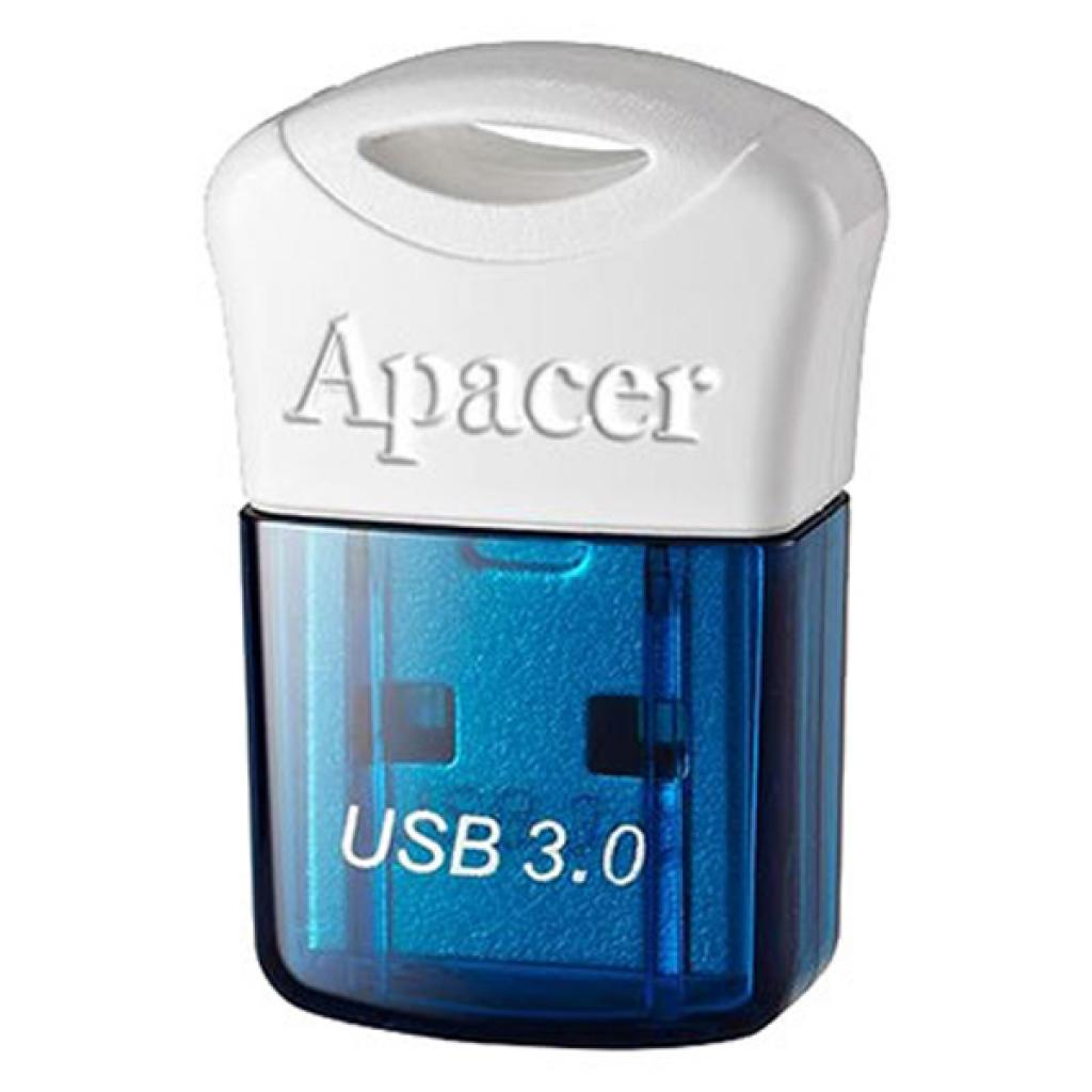 USB флеш накопитель Apacer 32GB AH157 Blue USB 3.0 (AP32GAH157U-1) изображение 2