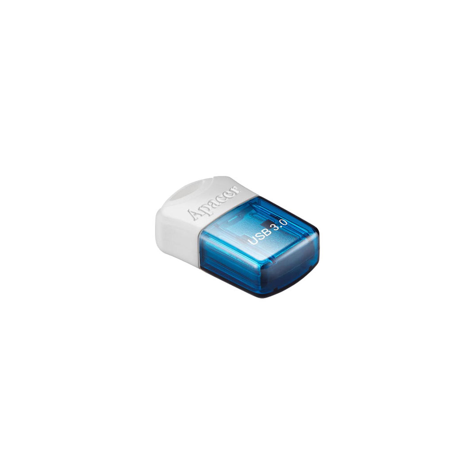 USB флеш накопитель Apacer 32GB AH157 Blue USB 3.0 (AP32GAH157U-1) изображение 3