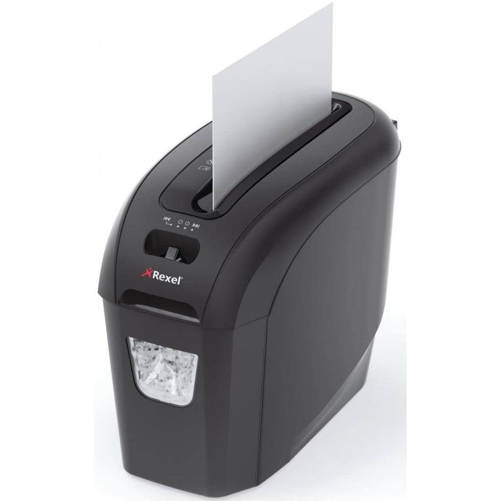 Уничтожитель документов Rexel Shredder Prostyle+ 5 (2104005EU) изображение 2