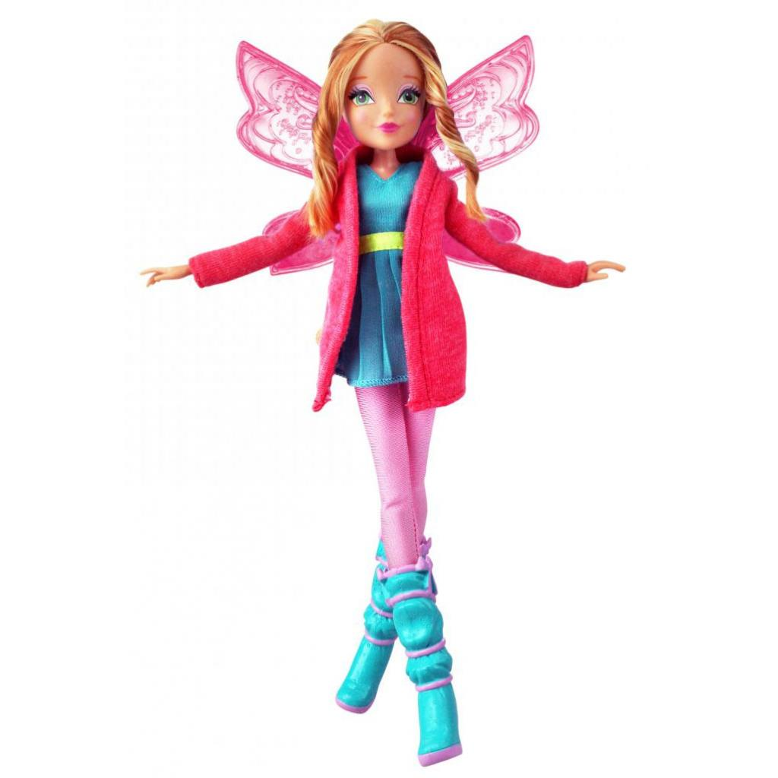 Кукла WinX Зимняя магия Флора 27 см (IW01101402)