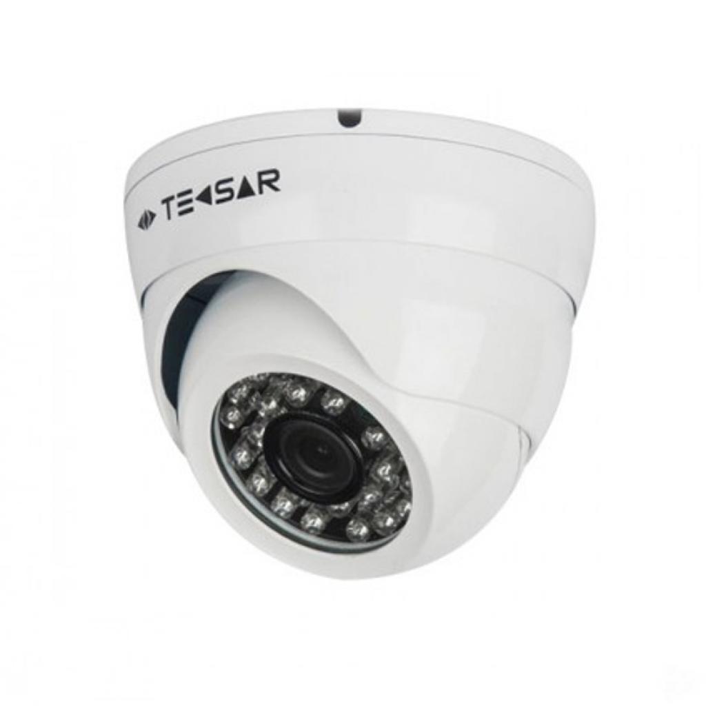 Комплект видеонаблюдения Tecsar AHD 3OUT-DOME (6640) изображение 3