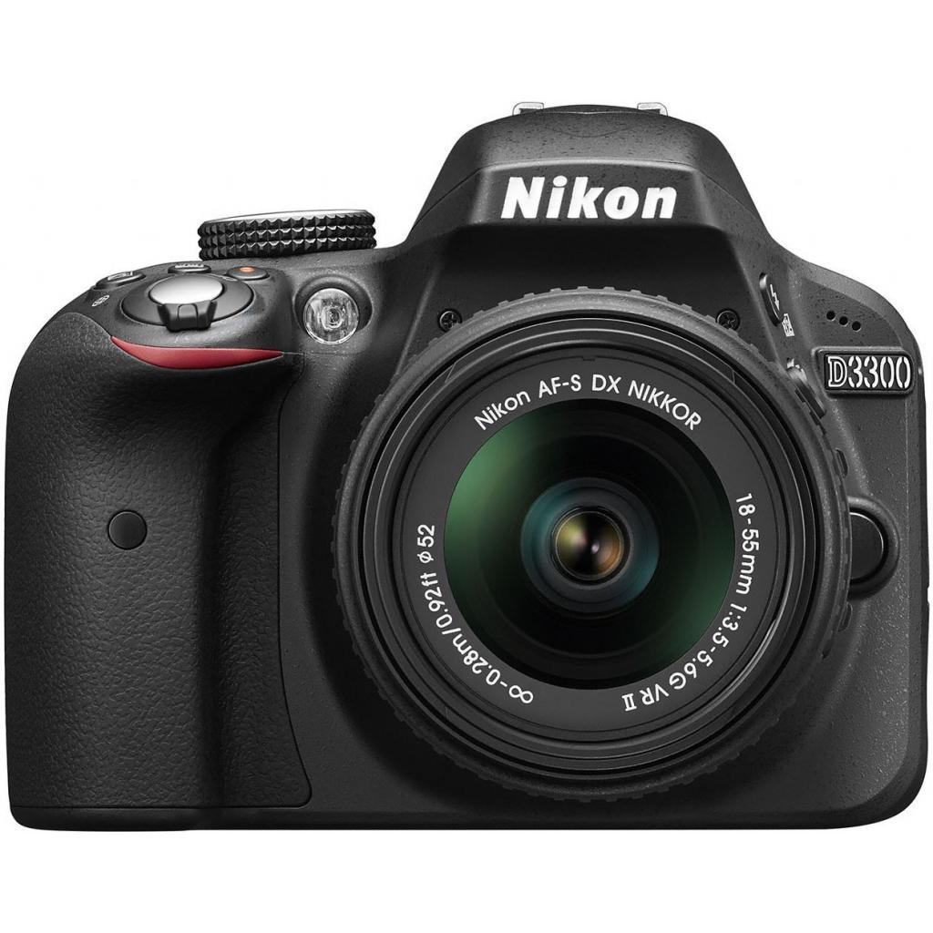 Цифровой фотоаппарат Nikon D3300 + AF-P 18-55VR KIT (VBA390K008) изображение 2