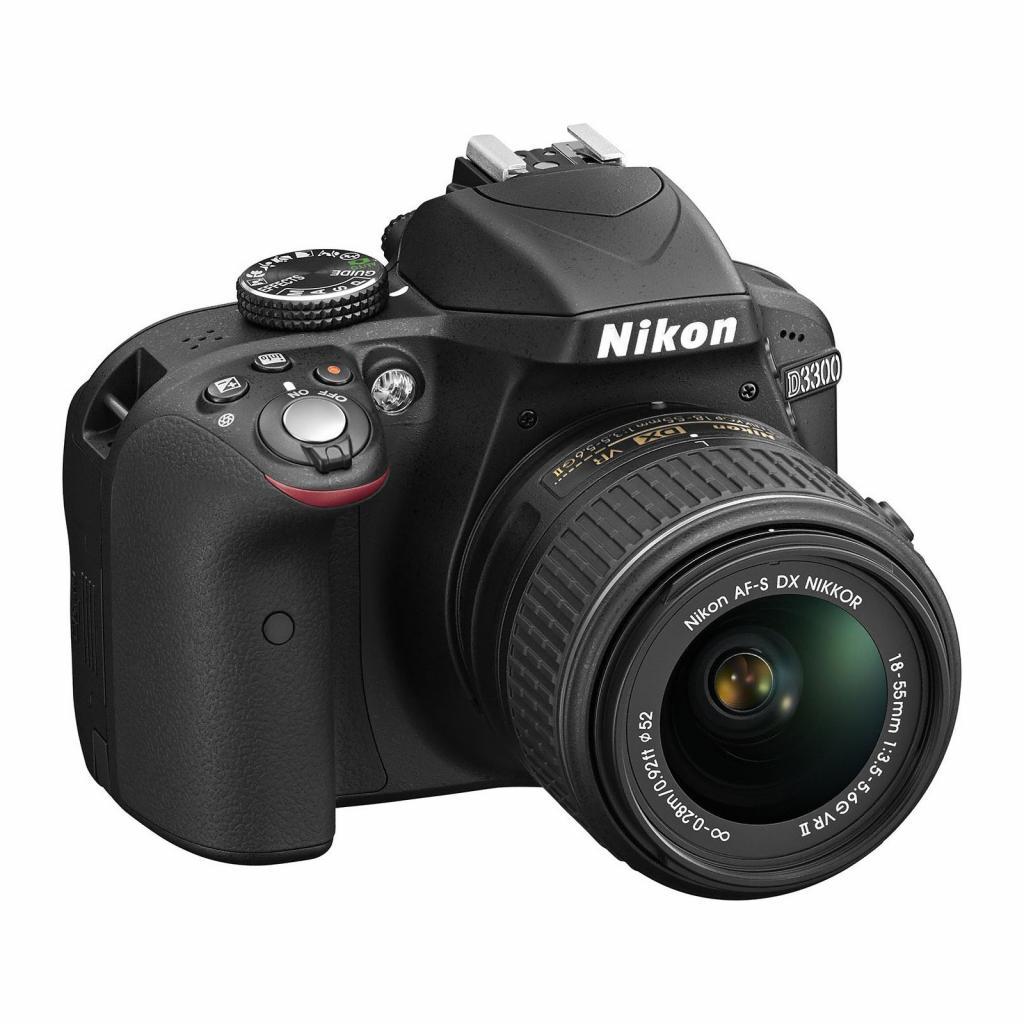 Цифровой фотоаппарат Nikon D3300 + AF-P 18-55VR KIT (VBA390K008) изображение 3