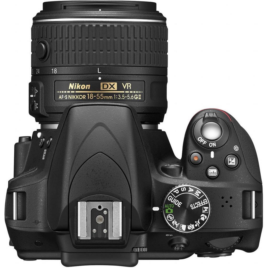Цифровой фотоаппарат Nikon D3300 + AF-P 18-55VR KIT (VBA390K008) изображение 4