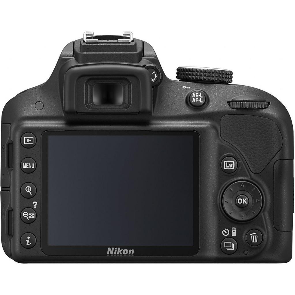 Цифровой фотоаппарат Nikon D3300 + AF-P 18-55VR KIT (VBA390K008) изображение 5