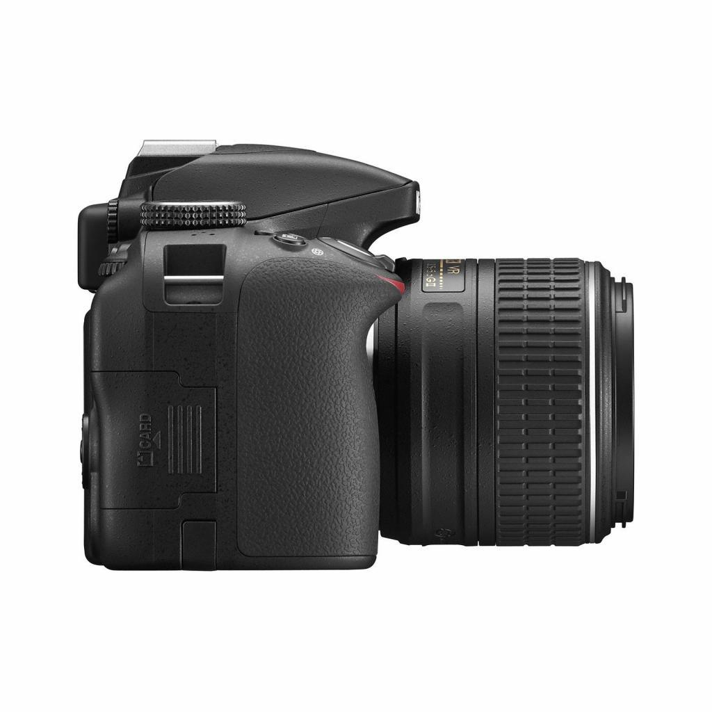 Цифровой фотоаппарат Nikon D3300 + AF-P 18-55VR KIT (VBA390K008) изображение 6