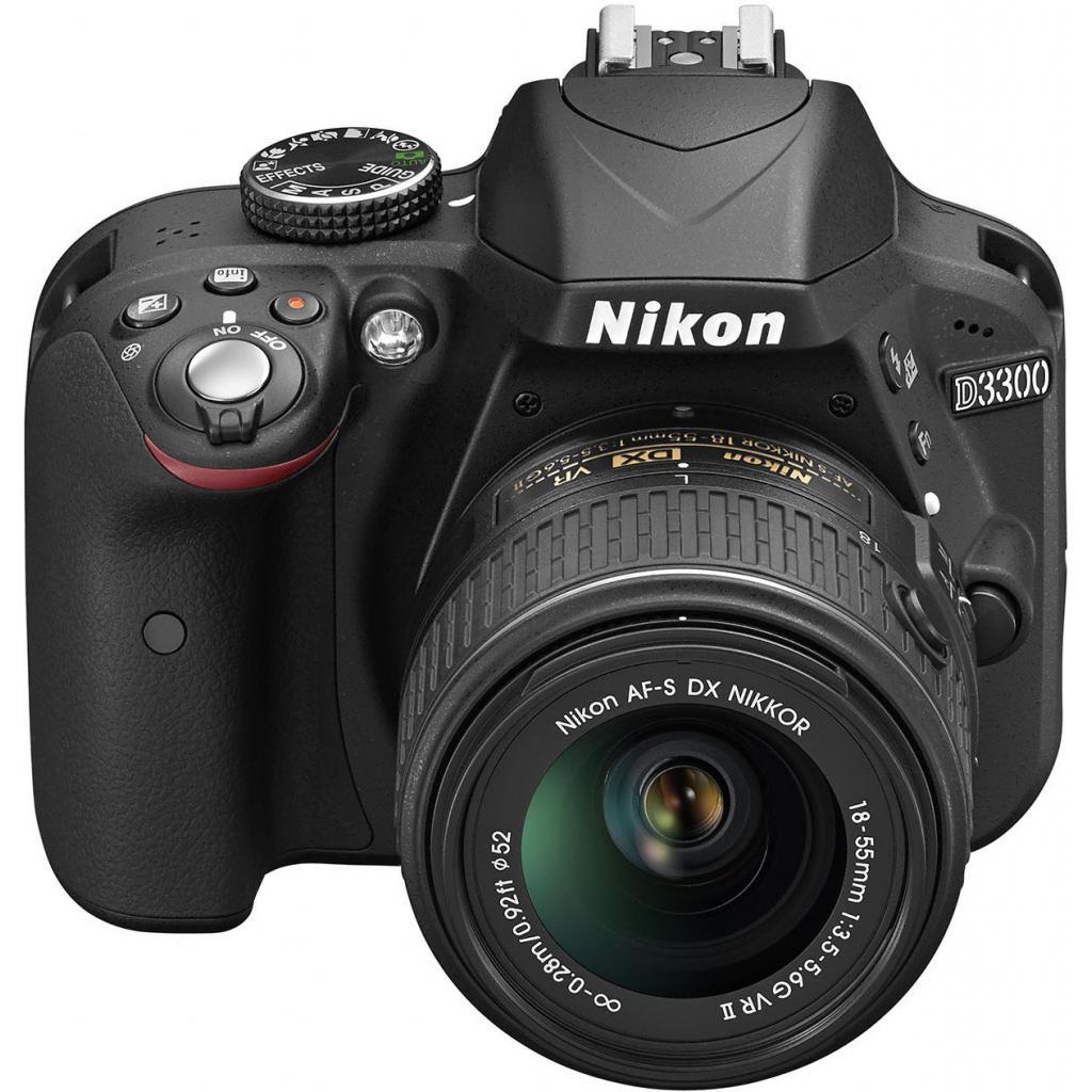 Цифровой фотоаппарат Nikon D3300 + AF-P 18-55VR KIT (VBA390K008) изображение 7