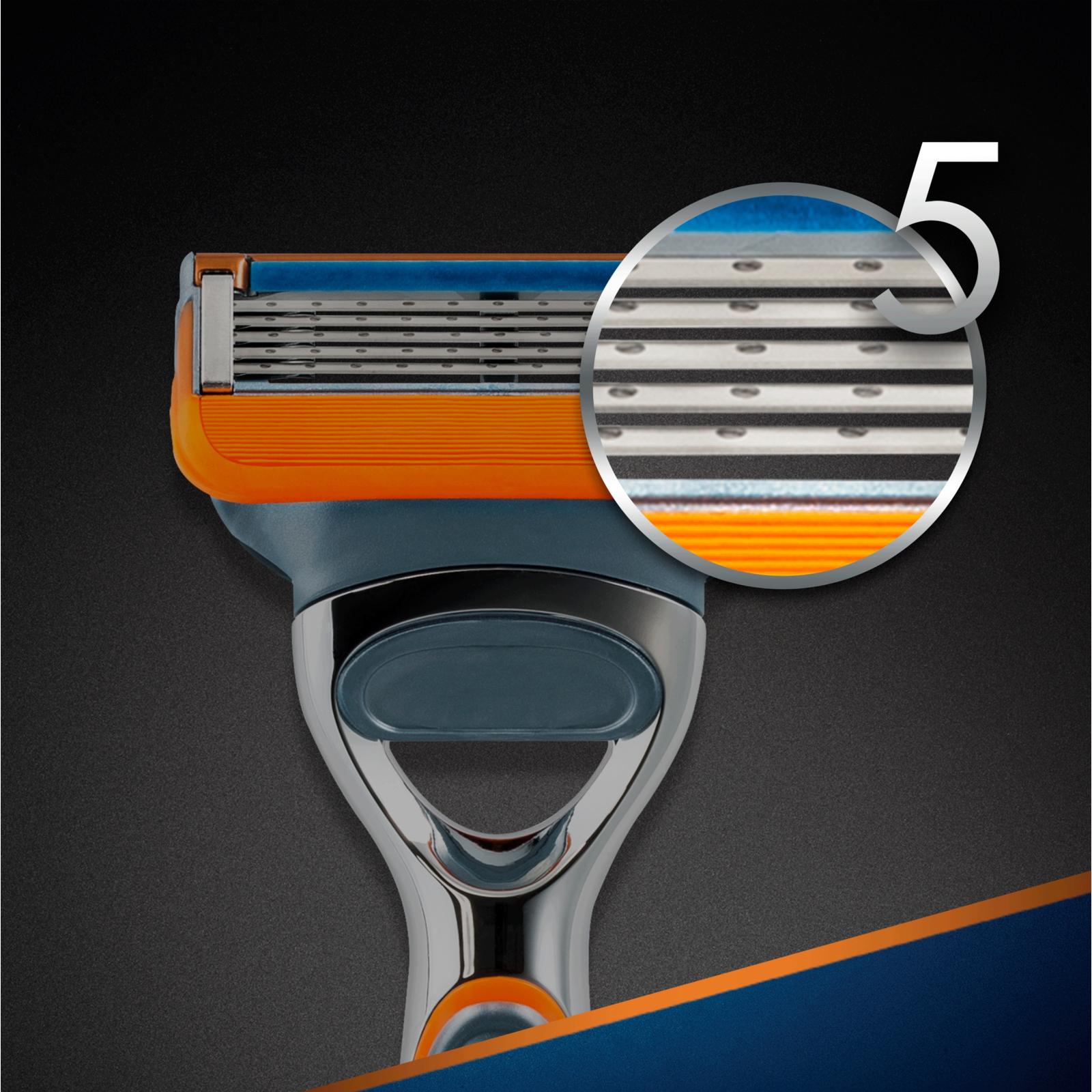 Бритва Gillette Fusion Power с 1 сменной кассетой (7702018877539) изображение 3
