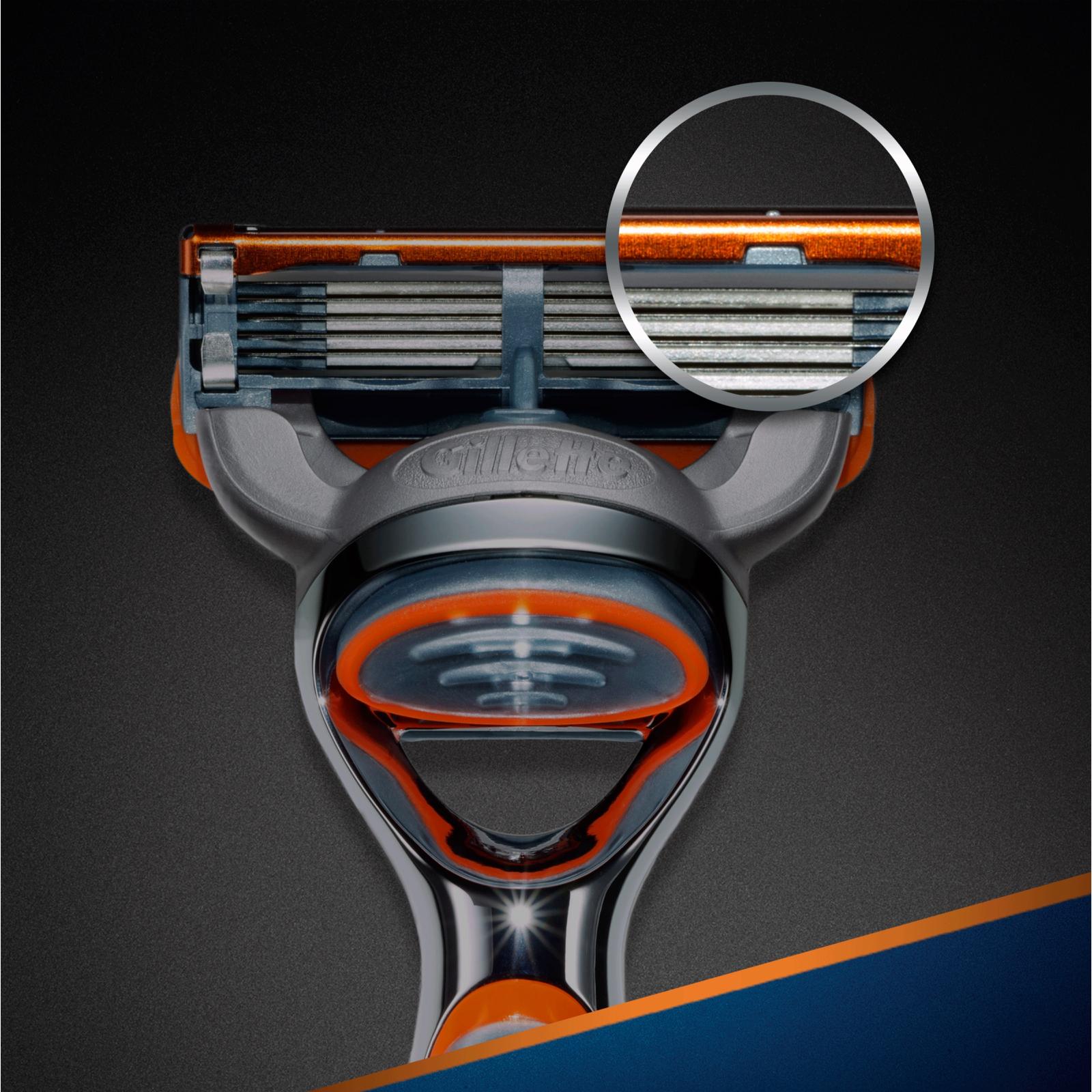 Бритва Gillette Fusion Power с 1 сменной кассетой (7702018877539) изображение 4