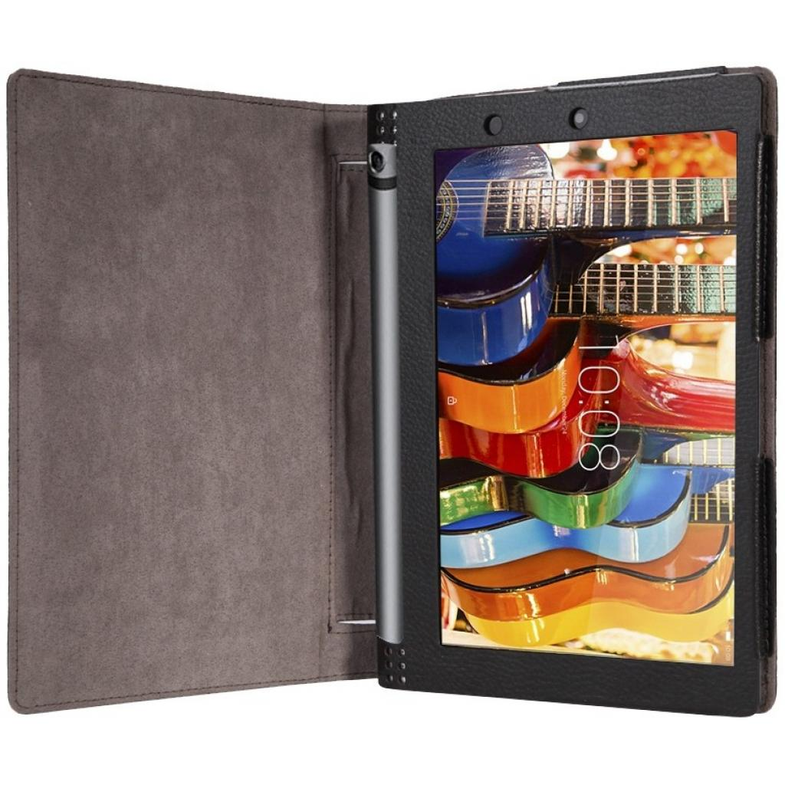 Чехол для планшета AirOn для Lenovo YOGA Tablet 3 8'' black (4822352770303) изображение 4