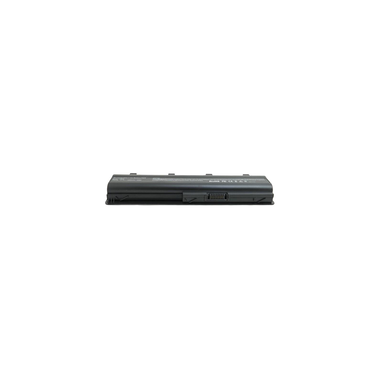 Аккумулятор для ноутбука HP 630 (HSTNN-Q62C) 5200 mAh Extradigital (BNH3942) изображение 4