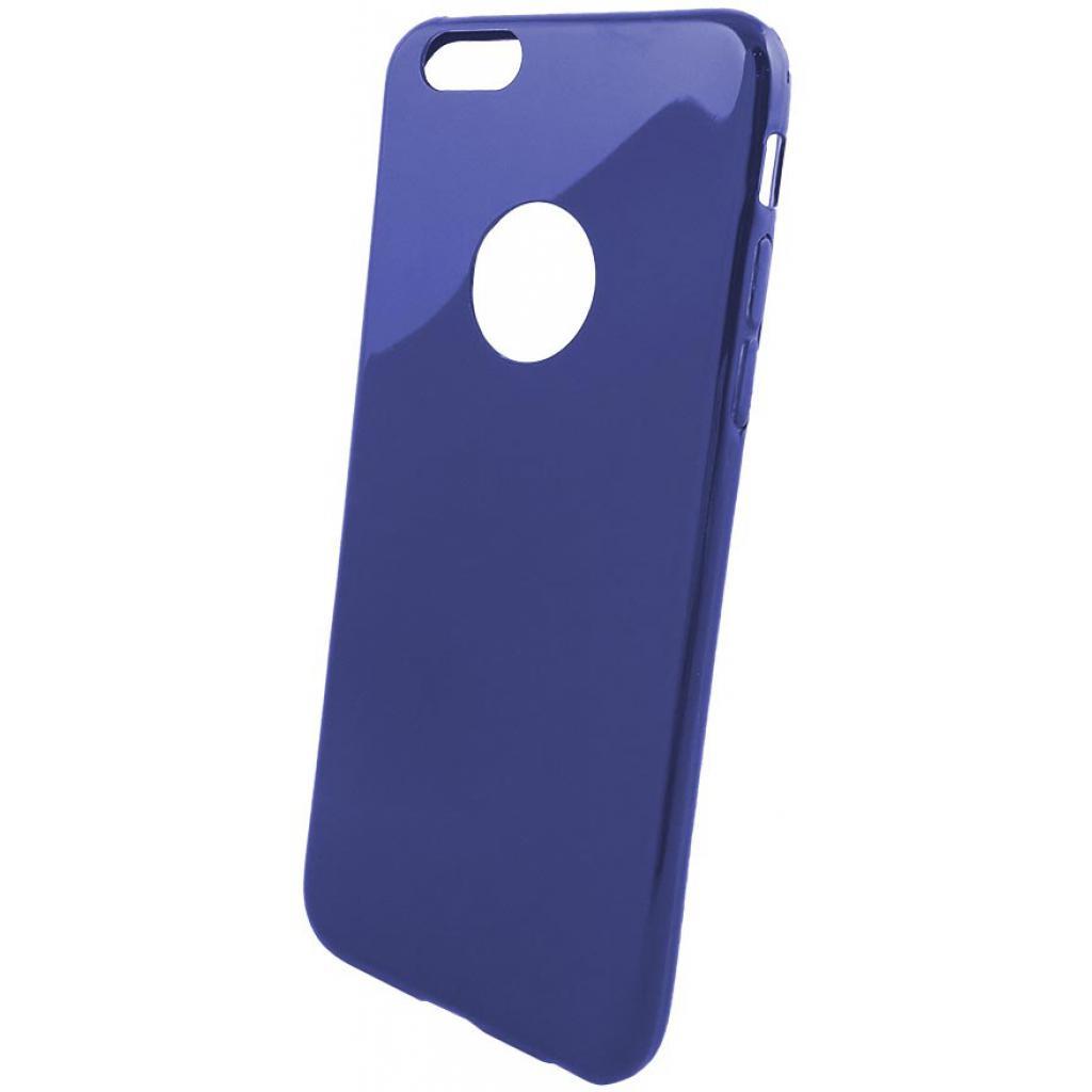 Чехол для моб. телефона GLOBAL для Apple iPhone 6 (синий) (1283126467851)