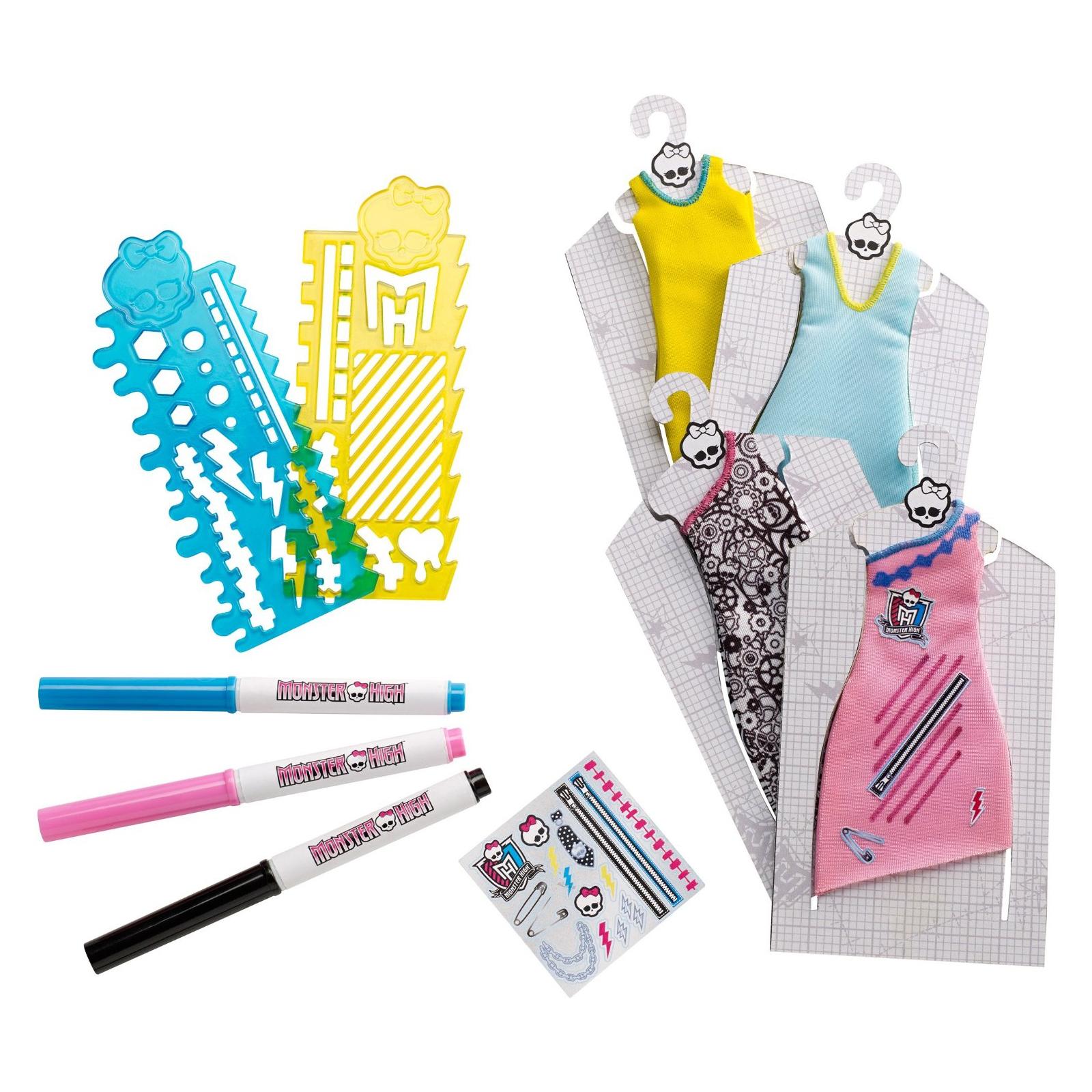 Игровой набор Monster High Модный Бутик Френки (DNM27) изображение 3