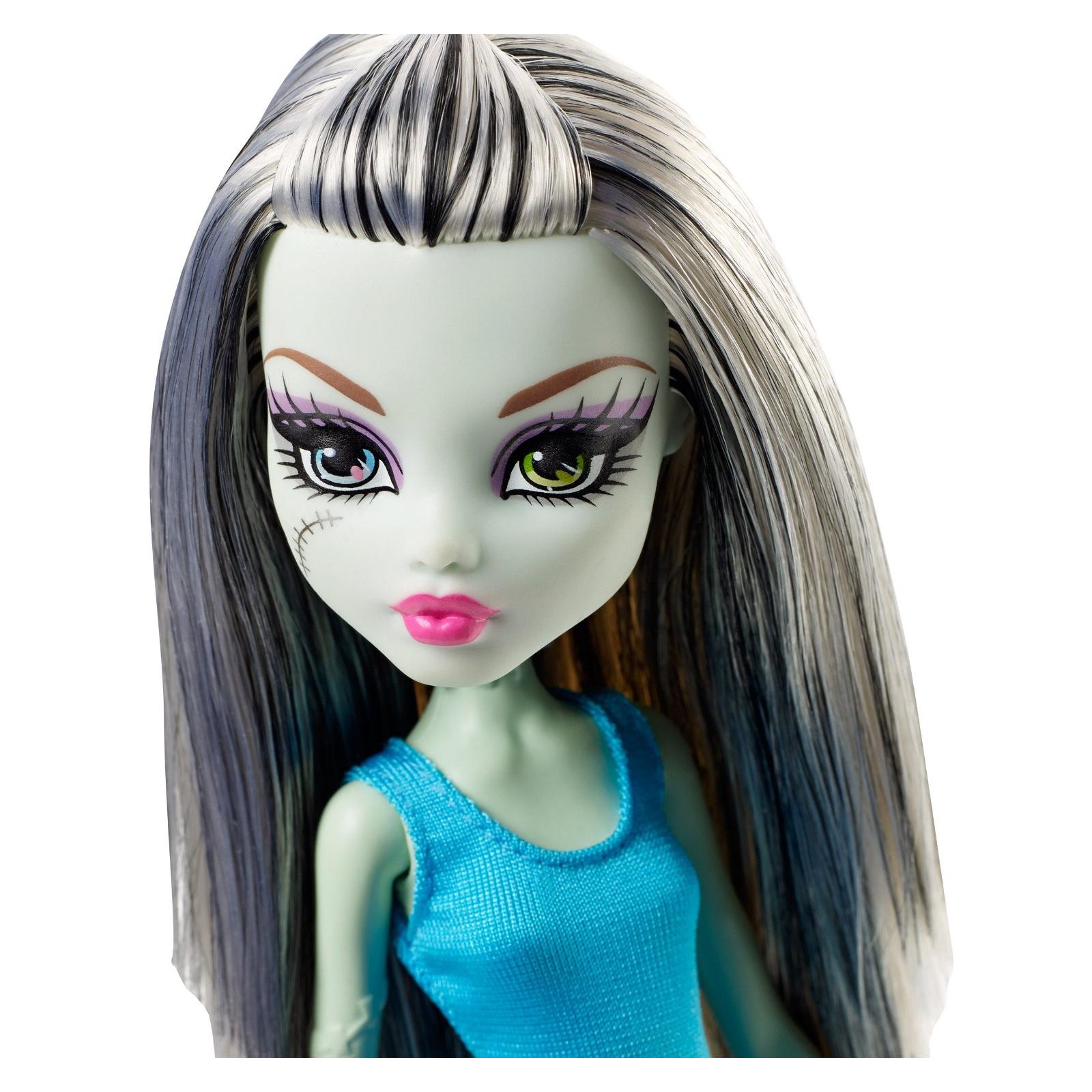 Игровой набор Monster High Модный Бутик Френки (DNM27) изображение 5