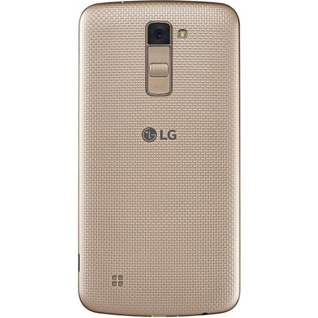 Мобильный телефон LG K430 (K10 LTE) Gold (LGK430DS.ACISKG) изображение 2