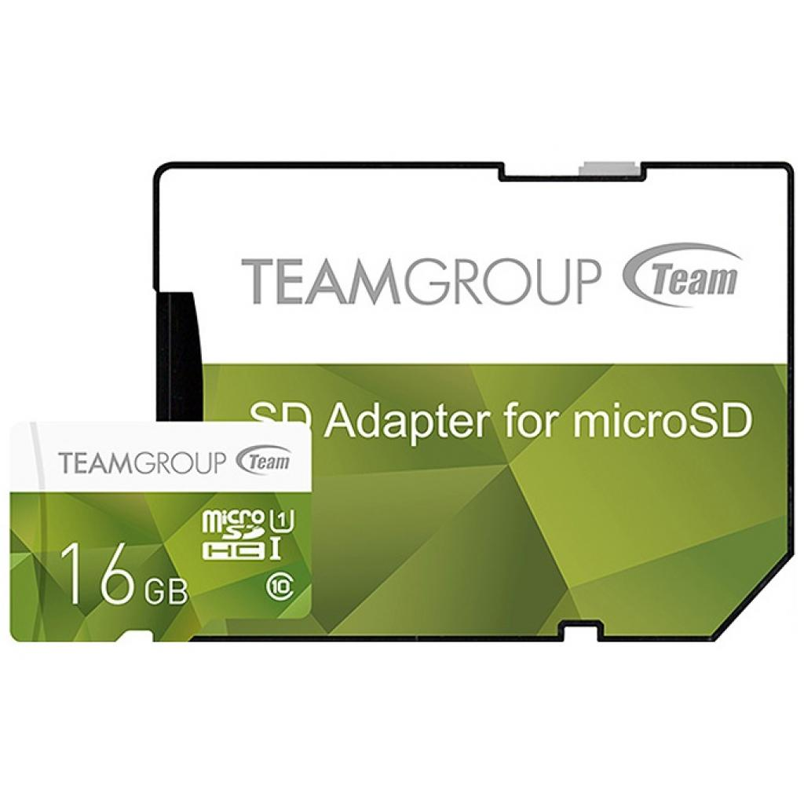 Карта пам'яті Team 16GB microSD Class 10 UHS-I (TCUSDH16GUHS43)
