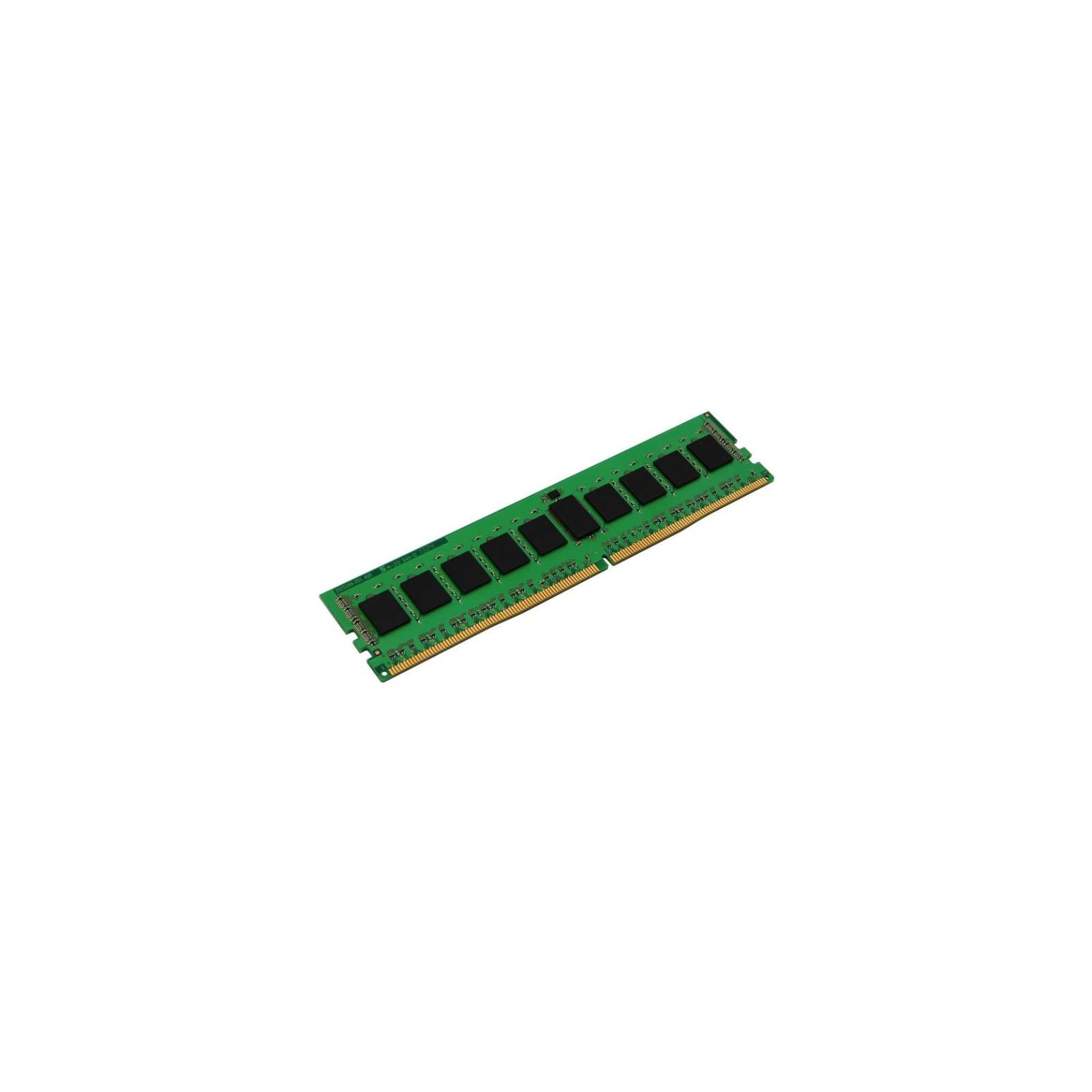 Модуль памяти для сервера DDR4 16GB ECC UDIMM 2400MHz 2Rx8 1.2V CL17 Kingston (KVR24E17D8/16)