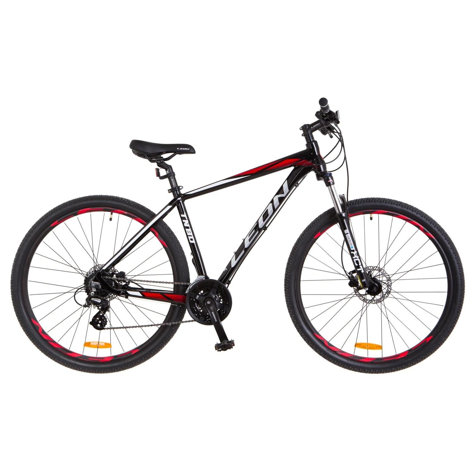 """Велосипед Leon 29"""" TN-80 2018 AM Hydraulic lock out 14G HDD рама-19"""" Al (OPS-LN-29-028)"""
