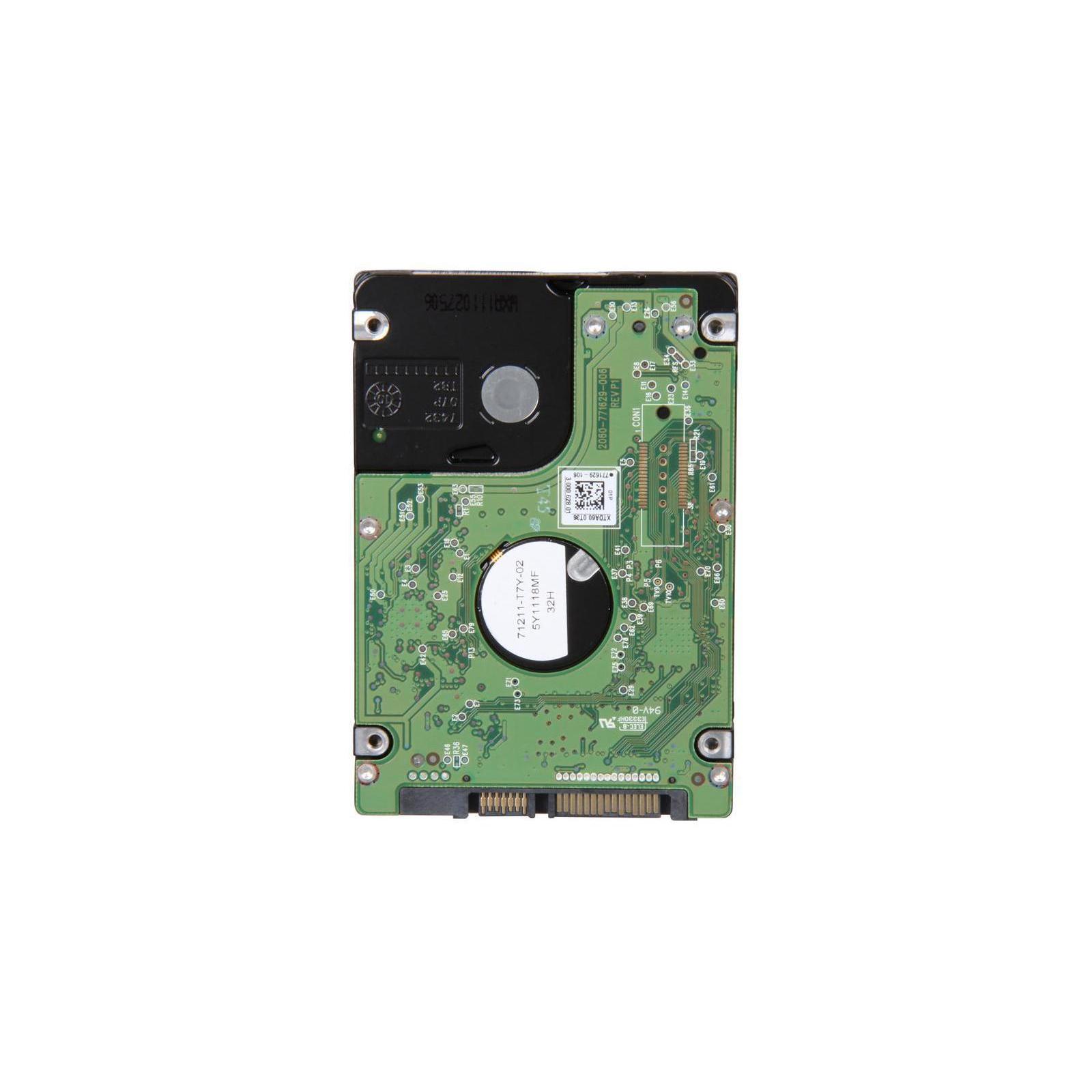 """Жесткий диск для ноутбука 2.5"""" 500GB WD (#WD5000BPKT-FR#) изображение 3"""