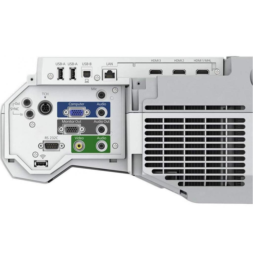 Проектор EPSON EB-710Ui (V11H877040) изображение 4