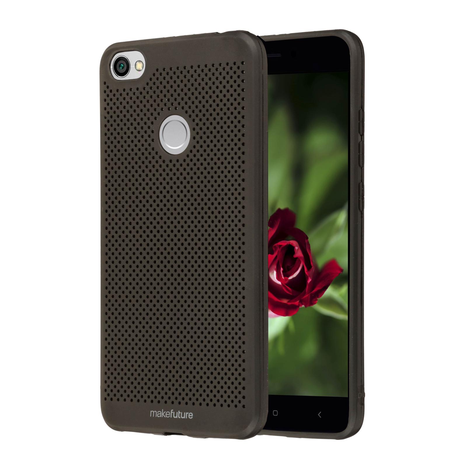 Чехол для моб. телефона MakeFuture TPU/Moon Case для Xiaomi Redmi Note 5A Prime Black (MCM-XRN5APBK) изображение 2