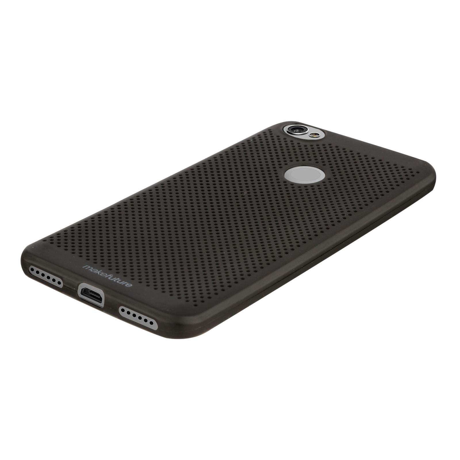 Чехол для моб. телефона MakeFuture TPU/Moon Case для Xiaomi Redmi Note 5A Prime Black (MCM-XRN5APBK) изображение 3
