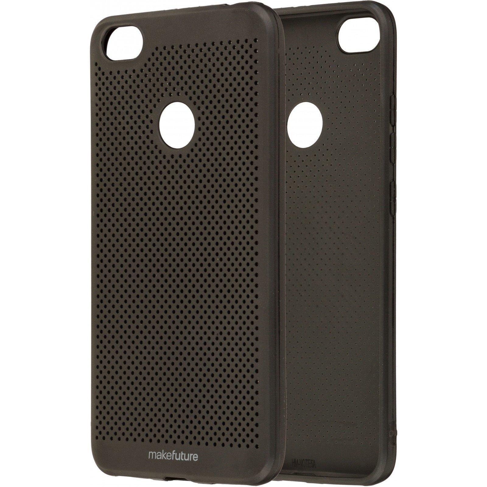 Чехол для моб. телефона MakeFuture TPU/Moon Case для Xiaomi Redmi Note 5A Prime Black (MCM-XRN5APBK) изображение 5